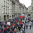 moving toward kornhausplatz